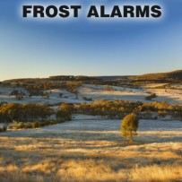 Frost Alarms